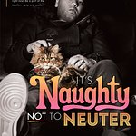 Naughty Boy - And Naughty Bob - Join PETA Campaign