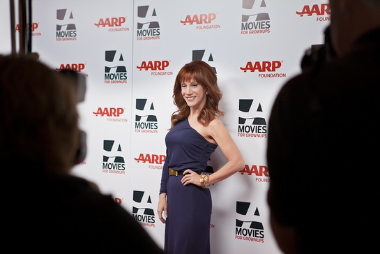 Kathy Griffin At 13th Annual Movies for Grownups Awards Gala