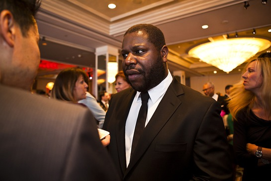 Steve McQueen At 13th Annual Movies for Grownups Awards Gala