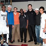 Olympian Bode Miller Cheers On Dwight School To Basketball Championship Victory