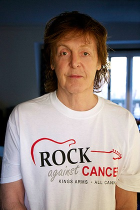 Paul McCartney - Rock Against Cancer