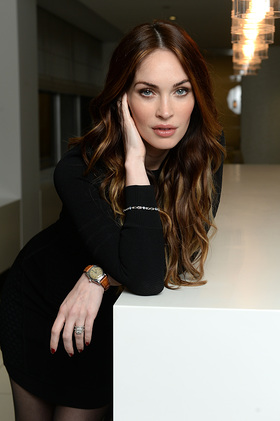Megan Fox Wearing Bracelet