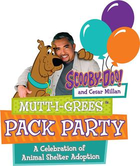 Scooby-Doo and Cesar Millan Partner with Schools Nationwide to Host Mutt-i-grees Pack Parties