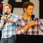 Prince Harry Joins Big Stars At We Day UK