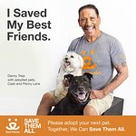 Danny Trejo Wants To Save Them All