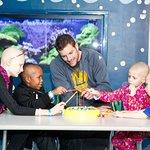 NBA Stars Help Sick Kids At St Jude Children's Research Hospital