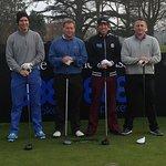 Shane Warne Hosts Golf And Poker Classic