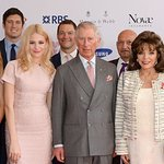 Prince Charles Attends Celebrate Success Awards