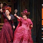 Join Fran Drescher Behind-The-Scenes At Cinderella