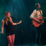 Colbie Caillat And A Great Big World Rock Charity Star Party