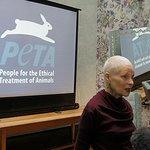 Vivienne Westwood Gets Wet For PETA