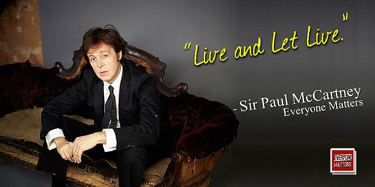Paul McCartney - Live and Let Live