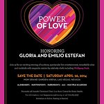 Star-Studded Power Of Love Gala To Honor Gloria And Emilio Estefan