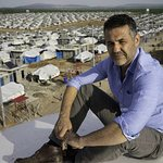 Khaled Hosseini Visits Syrian Refugees In Iraq
