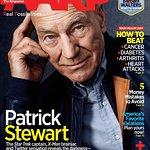 Sir Patrick Stewart Talks Charity With AARP The Magazine