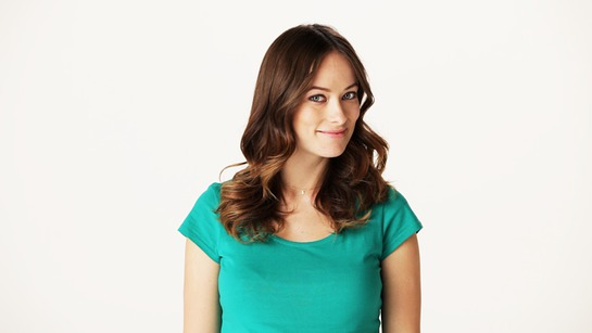 DoSomething.org and H&M's Comeback Clothes campaign with Olivia Wilde