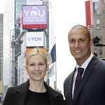 Kelly Rutherford And Nigel Barker Launch Global Moms Relay Video