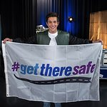 Austin Mahone Supports Global Youth Traffic Safety Month