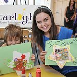 Bailee Madison Visits Mattel Children's Hospital