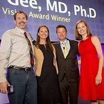 Christy Turlington Burns Honored With athenahealth 2014 Vision Award