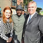 will.i.am Hosts The Duke of York At The i.am College Track Boyle Heights Center