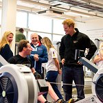 Prince Harry Visits Tedworth House For Invictus Games Trials