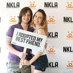 Photos: Stars Attend NKLA Adoption Weekend