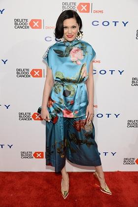 Jessie J at Delete Blood Cancer Event