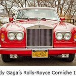 Lady Gaga To Put Rolls Royce Under The Hammer For Charity