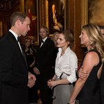 Prince William Hosts Star-Studded Dinner For The Royal Marsden Hospital