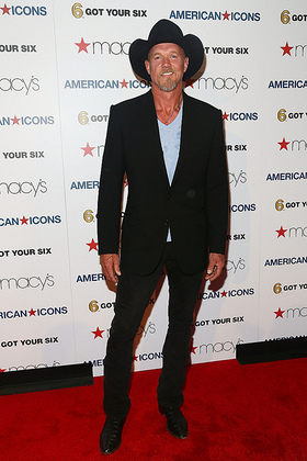Trace Adkins Attends Macy's American Icons Event Benefitting Got Your 6