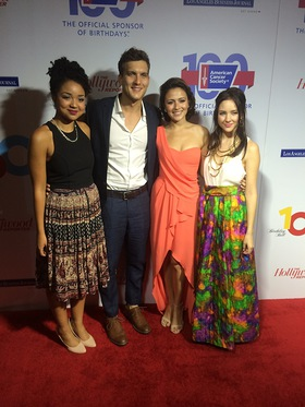 Cast Of Chasing Life