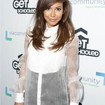 Glee's Naya Rivera Celebrates Student Success