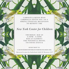 New York Center For Children Gala