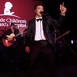Jencarlos Canela Rocks St. Jude Angels And Stars Gala