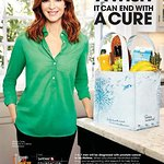 Marcia Cross Stands Up Against Prostate Cancer