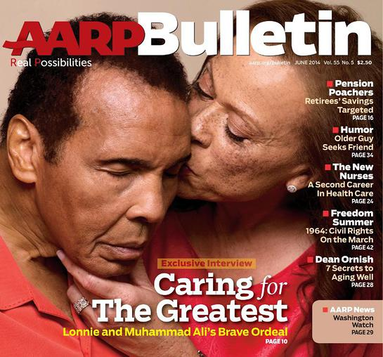 Lonnie Ali Speaks Out About The Impact Taking On The Caregiver Role Has Had On Her Relationship