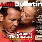 Lonnie Ali Talks Caregiving With AARP