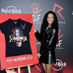 Hard Rock Partners With Rihanna On Limited-Edition Artist Spotlight Merchandise