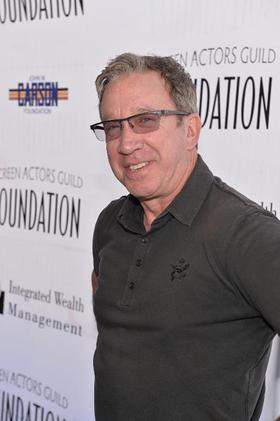 "Tim Allen (Last Man Standing) hosted the at the Screen Actor's Guild Foundation's 5th Annual ""Actors Fore Actors"" Los Angeles Golf Classic"