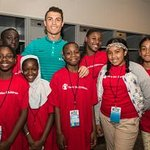 New York City Kids Get Their Game On With Cristiano Ronaldo