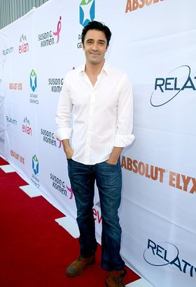 Gilles Marini Attends Pathway To The Cure