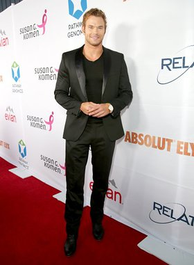 Kellan Lutz Attends Pathway To The Cure