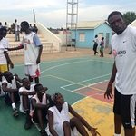 NBA Star Luol Deng Helps Protect Children of South Sudan