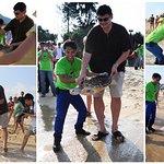 NBA Star Yao Ming Saves Endangered Sea Turtles