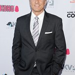 Patrick Fabian Attends More Than A Cone Art Auction