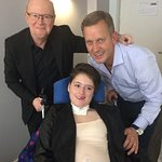 Teen Meets Jeremy Kyle Thanks To Make-A-Wish