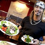 Bret Michaels' New Hard Rock Salad Benefits Charity