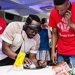 will.i.am Helps Prince's Trust Young People Join Digital Revolution
