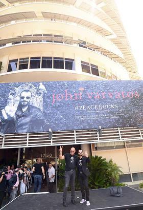 John Varvatos and Ringo Starr Announce Fall 2014 Ad Campaign and Charitable Initiative